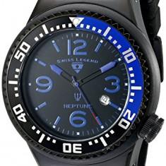 Swiss Legend Men's 21818P-BB-01-BLB Neptune | 100% original, import SUA, 10 zile lucratoare a42707 - Ceas barbatesc Swiss Legend, Quartz