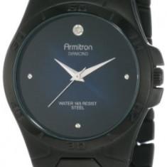 Armitron Men's 204213DBTI Diamond Accented   100% original, import SUA, 10 zile lucratoare a12107 - Ceas barbatesc Armitron, Elegant
