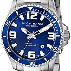 Stuhrling Original Men's 395 33U16   100% original, import SUA, 10 zile lucratoare a12107 - Ceas barbatesc Stuhrling, Quartz