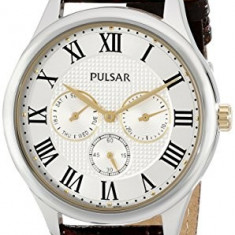 Pulsar Men's PP6175 Analog Display | 100% original, import SUA, 10 zile lucratoare a12107 - Ceas barbatesc Pulsar, Quartz