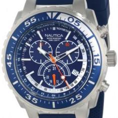 Nautica Men's N14676G NST 700 | 100% original, import SUA, 10 zile lucratoare a12107 - Ceas barbatesc Nautica, Quartz