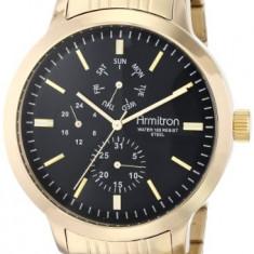 Armitron Men's 20 4950BKGP Amazon | 100% original, import SUA, 10 zile lucratoare a12107 - Ceas barbatesc Armitron, Quartz