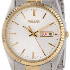 Pulsar Men's PXF108 Watch | 100% original, import SUA, 10 zile lucratoare a12107 - Ceas barbatesc Pulsar, Quartz