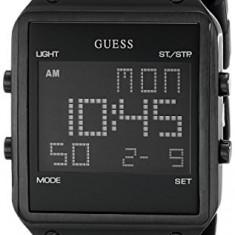 GUESS Men's U0595G1 Digital Black | 100% original, import SUA, 10 zile lucratoare a12107 - Ceas barbatesc Guess, Quartz, Electronic