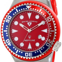 Swiss Legend Men's 21818D-05-RBL Neptune | 100% original, import SUA, 10 zile lucratoare a12107 - Ceas barbatesc Swiss Legend, Quartz