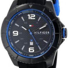 Tommy Hilfiger Men's 1791017 Analog | 100% original, import SUA, 10 zile lucratoare a12107 - Ceas barbatesc Tommy Hilfiger, Quartz