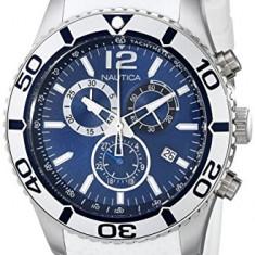 Nautica Men's N15100G NST 09 | 100% original, import SUA, 10 zile lucratoare a12107 - Ceas barbatesc Nautica, Quartz