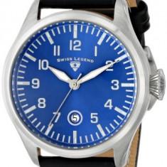Swiss Legend Men's 30331-03-SA Pioneer | 100% original, import SUA, 10 zile lucratoare a42707 - Ceas barbatesc Swiss Legend, Quartz