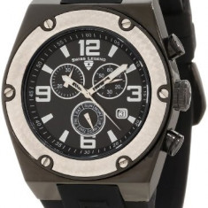 Swiss Legend Men's 30025-BB-01-SB Throttle | 100% original, import SUA, 10 zile lucratoare a12107 - Ceas barbatesc Swiss Legend, Quartz