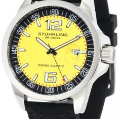 Stuhrling Original Men's 219 331622 | 100% original, import SUA, 10 zile lucratoare a12107 - Ceas barbatesc Stuhrling, Quartz