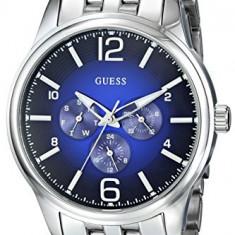 GUESS Men's U0252G2 On Time | 100% original, import SUA, 10 zile lucratoare a12107 - Ceas barbatesc Guess, Sport