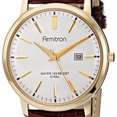 Armitron Men's 20 5012SVGPBN Date | 100% original, import SUA, 10 zile lucratoare a12107 - Ceas barbatesc Armitron, Quartz