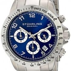 Stuhrling Original Men's 665B 02 | 100% original, import SUA, 10 zile lucratoare a12107 - Ceas barbatesc Stuhrling, Quartz