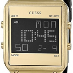 GUESS Men's U0595G3 Digital Black | 100% original, import SUA, 10 zile lucratoare a12107 - Ceas barbatesc Guess, Quartz, Electronic