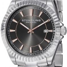 Stuhrling Original Men's 408G 331154 | 100% original, import SUA, 10 zile lucratoare a12107 - Ceas barbatesc Stuhrling, Quartz