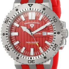 Swiss Legend Men's 10126-05 Challenger | 100% original, import SUA, 10 zile lucratoare a12107 - Ceas barbatesc Swiss Legend, Quartz