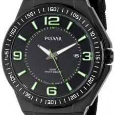 Pulsar Men's PS9227 Analog Display | 100% original, import SUA, 10 zile lucratoare a12107 - Ceas barbatesc Pulsar, Quartz