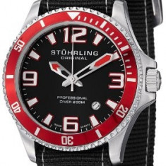 Stuhrling Original Men's 395C 331OB1 | 100% original, import SUA, 10 zile lucratoare a12107 - Ceas barbatesc Stuhrling, Quartz