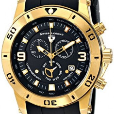 Swiss Legend Men's 10164-YG-01 Everest | 100% original, import SUA, 10 zile lucratoare a12107 - Ceas barbatesc Swiss Legend, Quartz