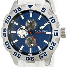Nautica Men's N15567G BFD 100 | 100% original, import SUA, 10 zile lucratoare a12107 - Ceas barbatesc Nautica, Quartz