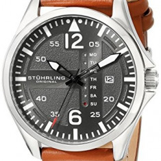 Stuhrling Original Men's 699 02 | 100% original, import SUA, 10 zile lucratoare a12107 - Ceas barbatesc Stuhrling, Quartz