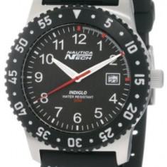 Nautica Men's N06511 Resin Round | 100% original, import SUA, 10 zile lucratoare a12107 - Ceas barbatesc Nautica, Quartz