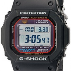 Casio GWM5610-1 G-Shock Solar | 100% original, import SUA, 10 zile - a12107 - Ceas barbatesc Casio, Quartz