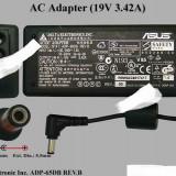 Incarcator original laptop Delta ADP-65DB si PA-1650-02 19V 3.42A 65W 5mm/2.5mm