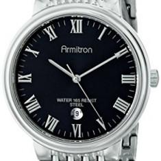 Armitron Men's 20 4985BKSV Date | 100% original, import SUA, 10 zile lucratoare a12107 - Ceas barbatesc Armitron, Quartz