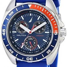 Nautica Men's N07578G Sport Ring | 100% original, import SUA, 10 zile lucratoare a12107 - Ceas barbatesc Nautica, Quartz