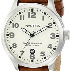 Nautica Men's N09560G BFD 101 | 100% original, import SUA, 10 zile lucratoare a12107 - Ceas barbatesc Nautica, Quartz