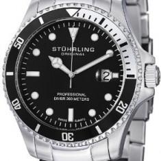 Stuhrling Original Men's 326B 331113   100% original, import SUA, 10 zile lucratoare a12107 - Ceas barbatesc Stuhrling, Quartz
