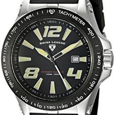 Swiss Legend Men's 10043-01-BB Sprint | 100% original, import SUA, 10 zile lucratoare a42707 - Ceas barbatesc Swiss Legend, Quartz