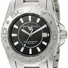Swiss Legend Men's 9100-11S Grande | 100% original, import SUA, 10 zile lucratoare a12107 - Ceas barbatesc Swiss Legend, Quartz