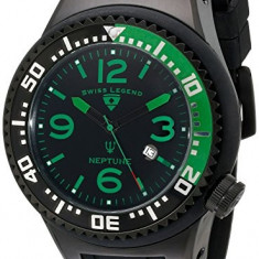 Swiss Legend Men's 21818P-BB-01-GB Neptune | 100% original, import SUA, 10 zile lucratoare a12107 - Ceas barbatesc Swiss Legend, Elegant, Quartz