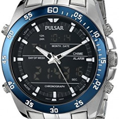 Pulsar Men's PW6013 Analog Display | 100% original, import SUA, 10 zile lucratoare a12107 - Ceas barbatesc Pulsar, Quartz