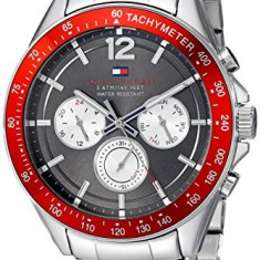 Tommy Hilfiger Men's 1791122 Sophisticated | 100% original, import SUA, 10 zile lucratoare a12107 - Ceas barbatesc Tommy Hilfiger, Casual, Quartz