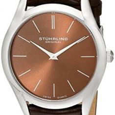 Stuhrling Original Men's 434 3315K59 | 100% original, import SUA, 10 zile lucratoare a12107 - Ceas barbatesc Stuhrling, Quartz