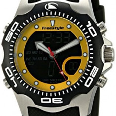 Freestyle Men's FS81244 Shark x | 100% original, import SUA, 10 zile lucratoare a12107 - Ceas barbatesc Freestyle, Quartz