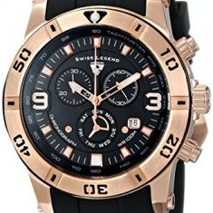 Swiss Legend Men's 10164-RG-01 Everest | 100% original, import SUA, 10 zile lucratoare a12107 - Ceas barbatesc Swiss Legend, Quartz