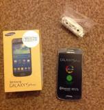Samsung Galaxy S4 mini i9195 Noi sigilate la cutie BONUS FOLIE STICLA TEMPERATA, Negru, Neblocat, Single SIM