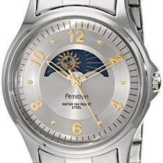 Armitron Men's 20 5023GYSV Sun   100% original, import SUA, 10 zile lucratoare a12107 - Ceas barbatesc Armitron, Elegant, Quartz