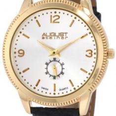 August Steiner Men's ASA820YG Swiss | 100% original, import SUA, 10 zile lucratoare a12107 - Ceas barbatesc August Steiner, Quartz
