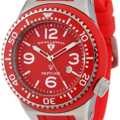 Swiss Legend Men's 21818S-C-OSU Neptune | 100% original, import SUA, 10 zile lucratoare a12107 - Ceas barbatesc Swiss Legend, Quartz
