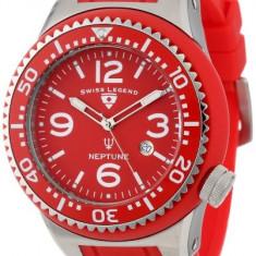Swiss Legend Men's 21818S-C-OSU Neptune | 100% original, import SUA, 10 zile lucratoare a12107 - Ceas barbatesc Swiss Legend, Quartz