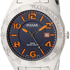 Pulsar Men's PS9313 Analog Display | 100% original, import SUA, 10 zile lucratoare a12107 - Ceas barbatesc Pulsar, Quartz