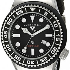 Swiss Legend Men's 21818D-01-NB Neptune | 100% original, import SUA, 10 zile lucratoare a12107 - Ceas barbatesc Swiss Legend, Quartz
