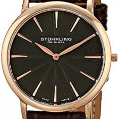Stuhrling Original Men's 682 04   100% original, import SUA, 10 zile lucratoare a12107 - Ceas barbatesc Stuhrling, Quartz