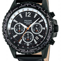 Pulsar Men's PT3585 Analog Display | 100% original, import SUA, 10 zile lucratoare a12107 - Ceas barbatesc Pulsar, Quartz