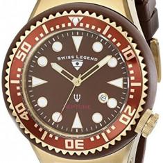 Swiss Legend Men's 21818D-YG-04 Neptune | 100% original, import SUA, 10 zile lucratoare a42707 - Ceas barbatesc Swiss Legend, Quartz